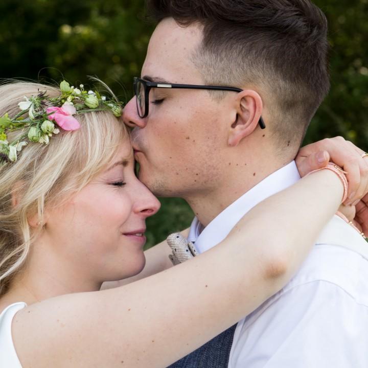 Romantische Hochzeit von Vanessa & Sascha